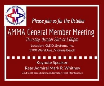 AMMA General MemberMonthly Meeting